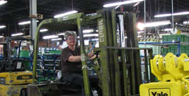 Columbus McKinnon Lifts Quality Standard