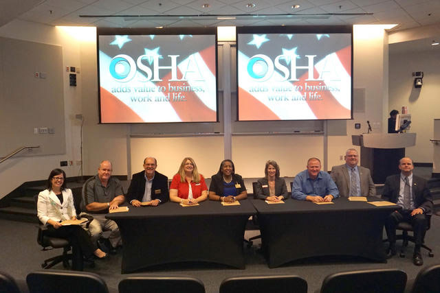 OSHA and Region IV OTIECS Join Forces to Strengthen Outreach Programs